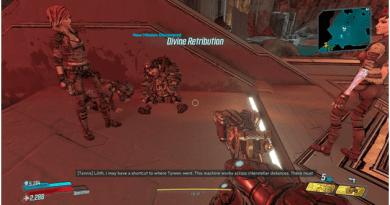 Borderlands 3 Divine Retribution Mission