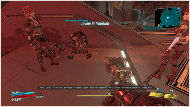 Borderlands 3 Divine Retribution Mission