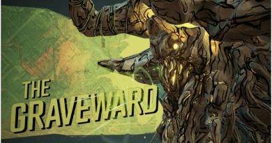Borderlands 3 Graveward Boss