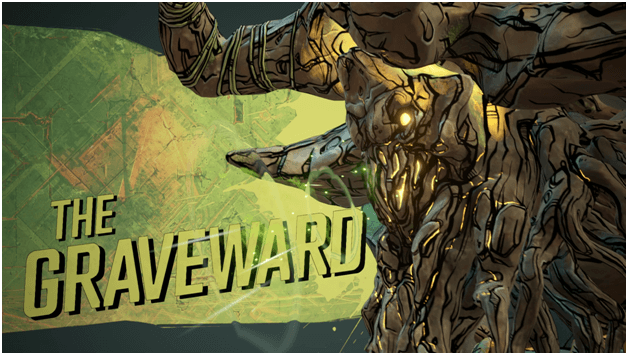 Borderlands 3 Graveward Boss