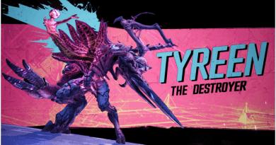 Borderlands 3 Tyreen the Destroyer Boss