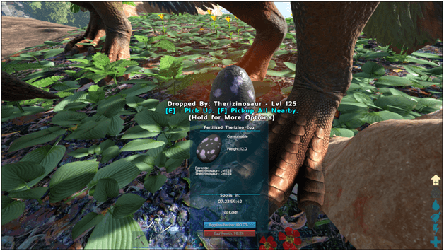 Ark Therizinosaurus Guide Abilities Taming Food Saddle Breeding Drops Location Progametalk That makes taming a giga look like taming a dodo. ark therizinosaurus guide abilities