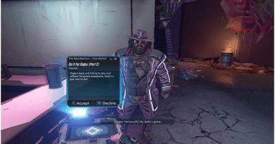 Borderlands 3 Do It For Digby (Part 2) Mission