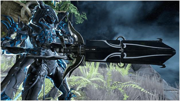 Warframe Weapon Cyngas