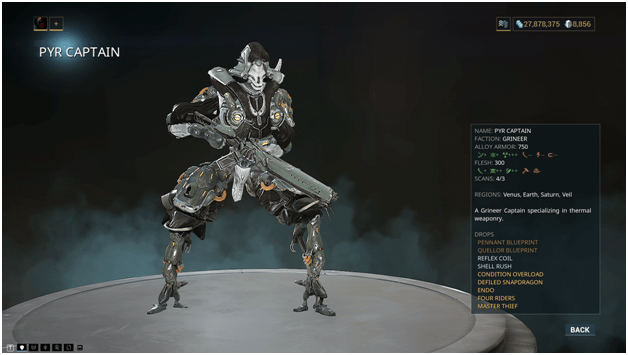Warframe Railjack Enemies Drop List Progametalk With a host of new suit mechanics, necramechs are an ideal change to a gamer's playstyle in warframe, and here is how to get one. warframe railjack enemies drop list