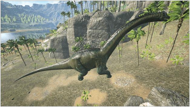 Ark Brontosaurus