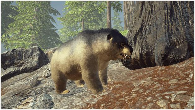 Ark Dire Bear