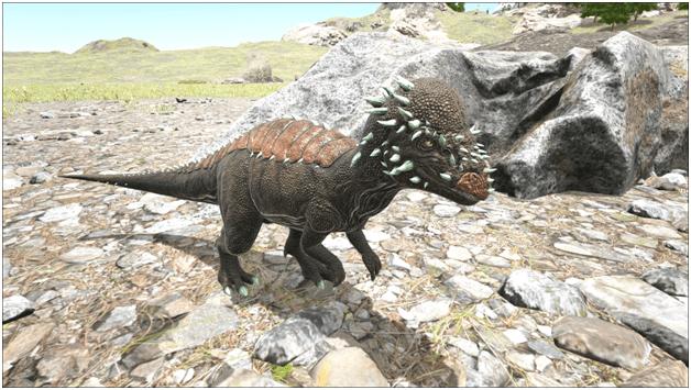 Ark Pachysaurus