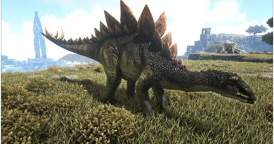 Ark Stegosaurus