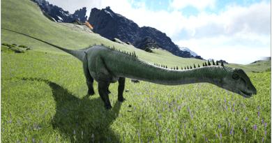 Ark Diplodocus