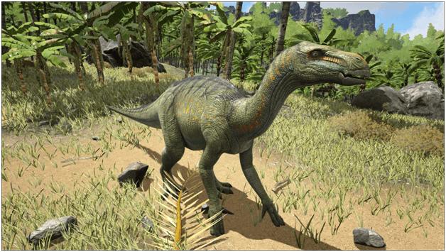 Ark Iguanodon