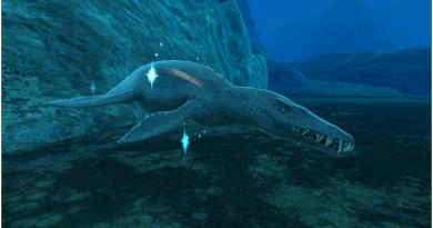 Ark Liopleurodon