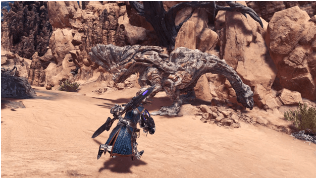 The Best Kind of Quest mhw mission