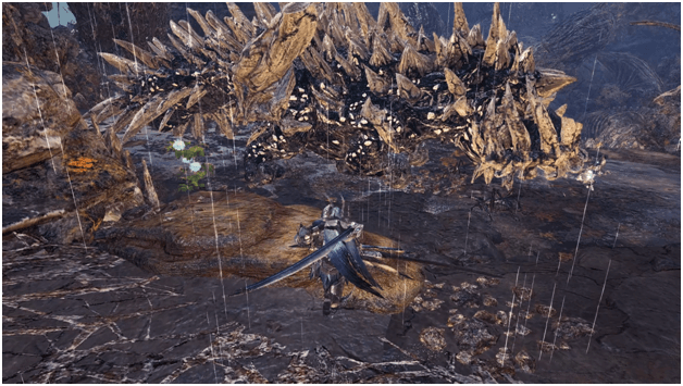 A Bone to Pick mhw optional quest