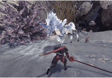 Gone in a Flash (Optional Quest) in MHW