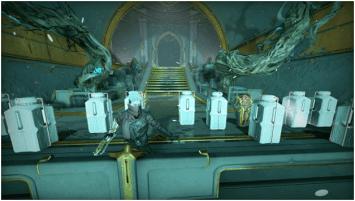 Isolation Vault