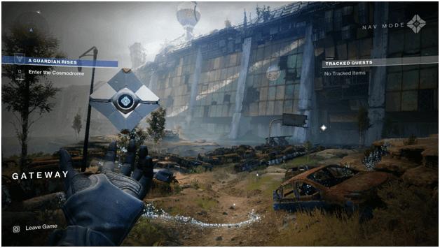 Destiny 2 A Guardian Rises