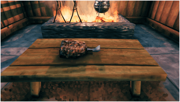 Valheim Cooked Lox Meat