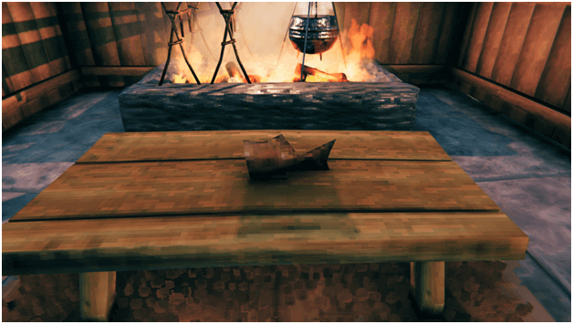 Valheim Cooked Fish