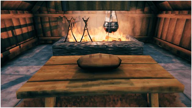 Valheim bread