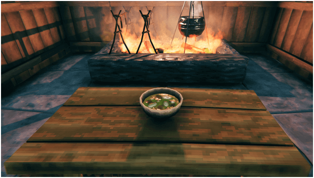 Valheim Cooking Turnip Stew