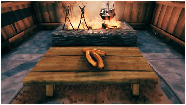 Valheim Sausage