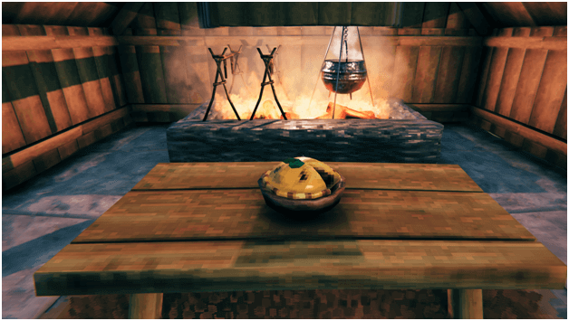 Valheim Lox Meat pie
