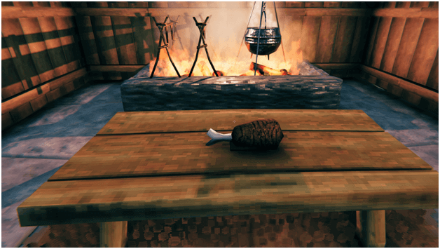 Valheim Cooked Meat