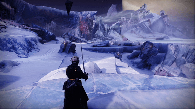Destiny 2 Europa Lost Sector Location