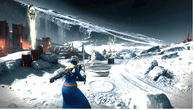 Destiny 2 The Moon Lost Sectors
