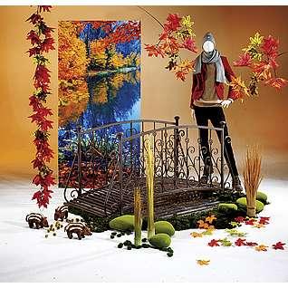 décoration saisonnière automne