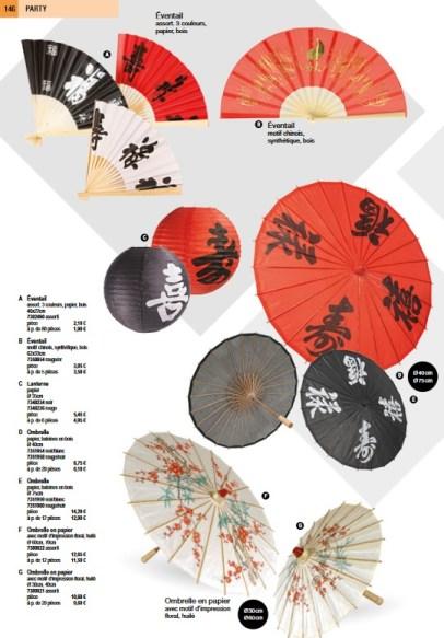 Décoration nouvel an chinois