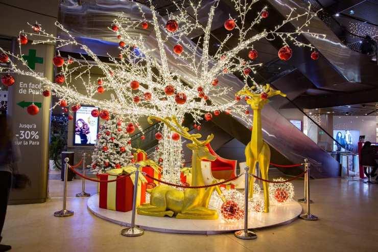 Moa Tree - arbre lumineux de Noël