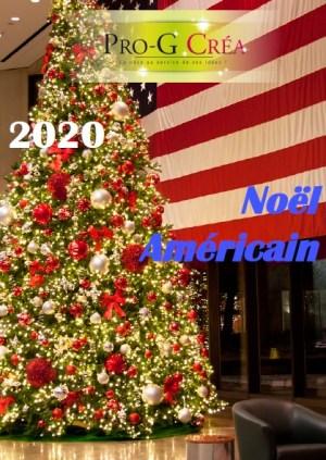 Décoration de Noël Américaine