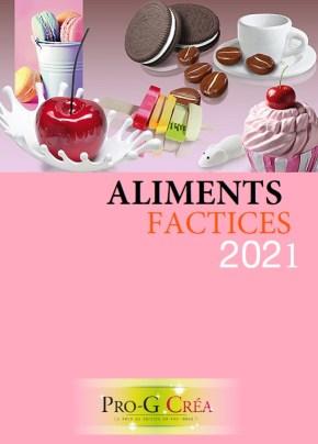 Décoration aliments factices
