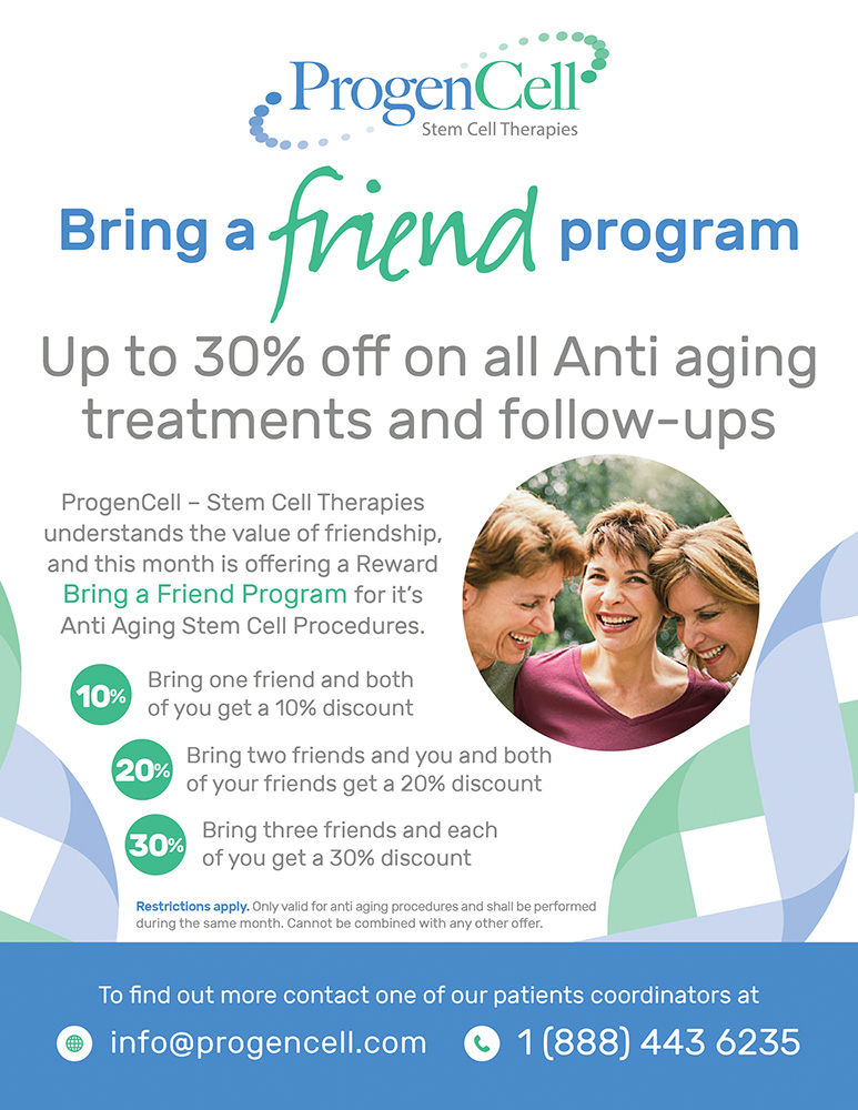 Bring a Friend Program