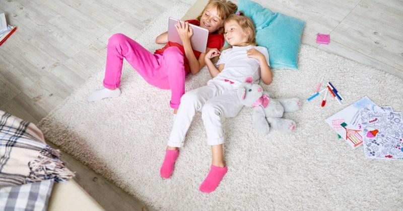 I bambini e la sicurezza in una casa domotica