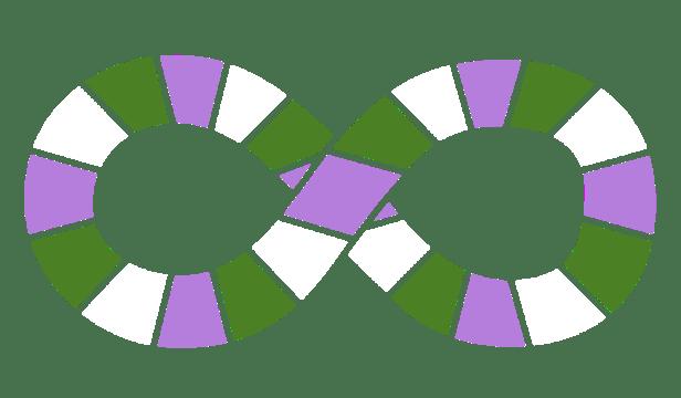 autism_symbol_segmented_genderqueer_colors_by_daikiraikimi-db2wv10