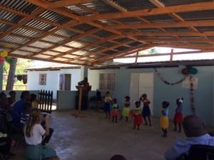 Notre-Dame a Madian festa ad Haiti