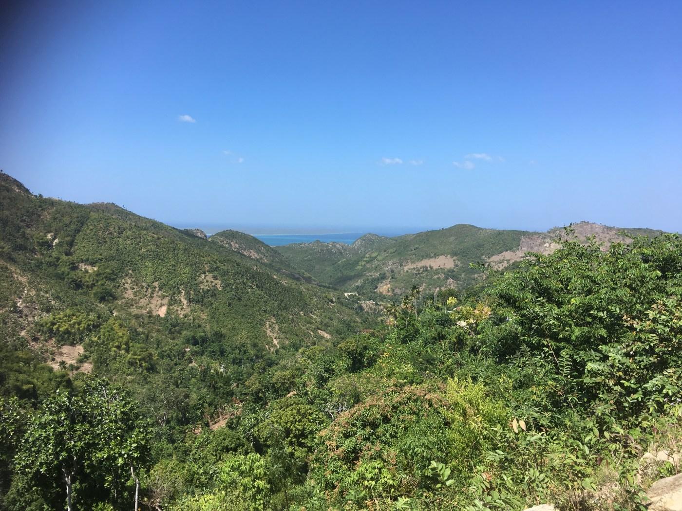Un panorama sulla natura di Haiti