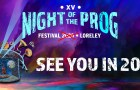 Night Of The Prog avlyst