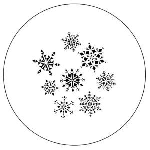 Snowflakes #2