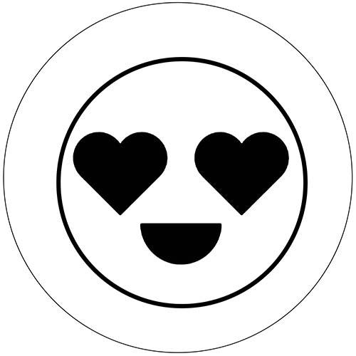 Gobomoji Heart Eyes