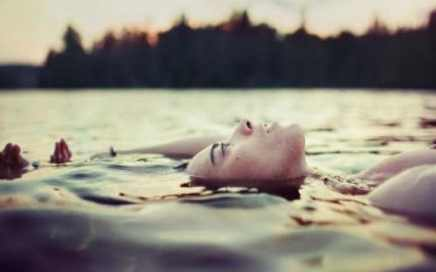 flotar es una experiencia que solo disfrutas si la practicas