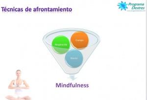 mindfulness para afrontar el estrés laboral