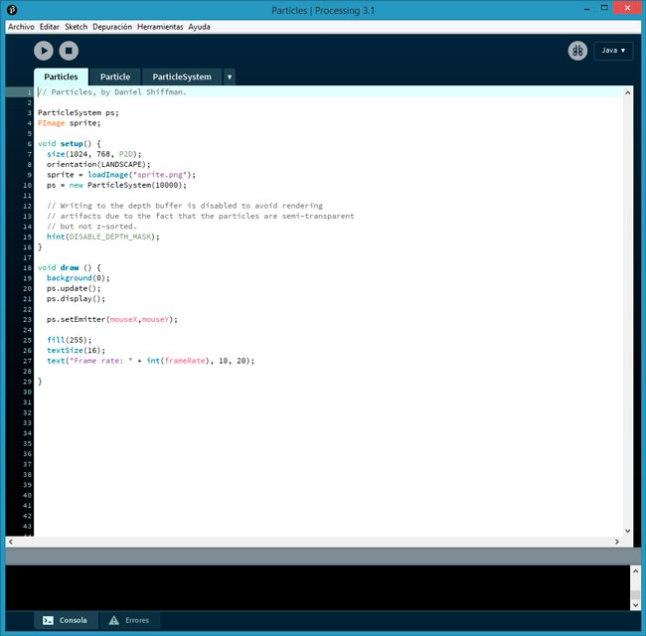IDE_Processing