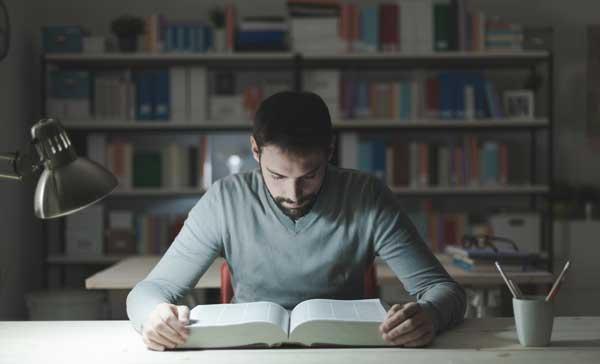 leer un libro