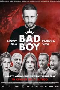 """Poster de la película """"Bad Boy"""""""