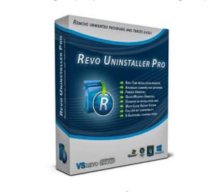 Revo Uninstaller Full