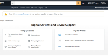 What are the charges for Amazon digital services? Exactly what are the charges?